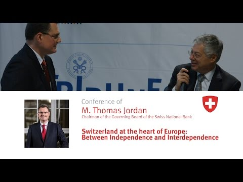 Switzerland at the heart of Europe: Between Independence and Interdependence