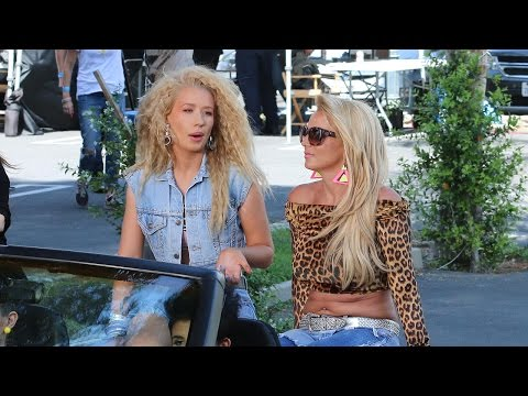 Iggy Azalea Reveals Britney Spears