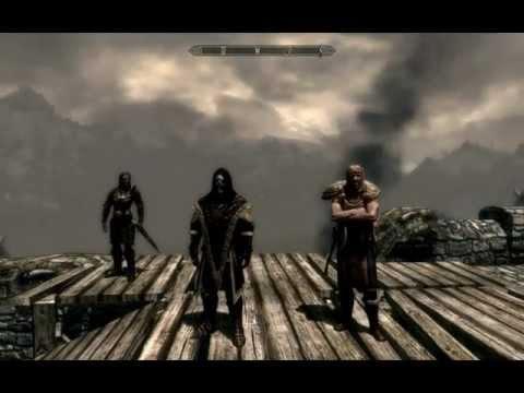 Skyrim - Век произвола