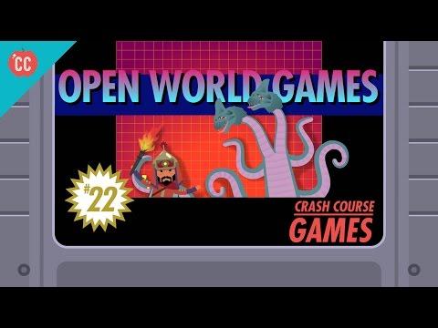 Open World Games: Crash Course Games #22