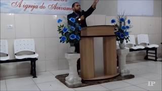 Pregação: Viver pela fé / Ministração Luan Neves.