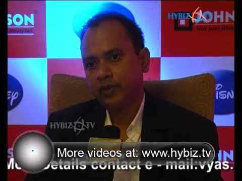 Dinesh Vyas, Senior General Manager, Johnson Tiles