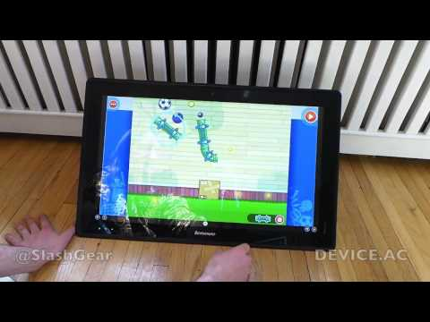 Lenovo IdeaCentre Horizon hands-on with BlueStacks for Android gaming