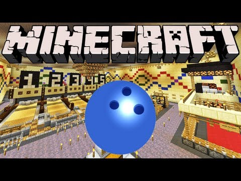 Minecraft - Bowling Alley
