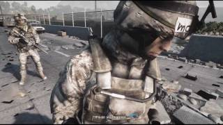 Rock and A Hard Place (10) - Cutscenes - Battlefield 3