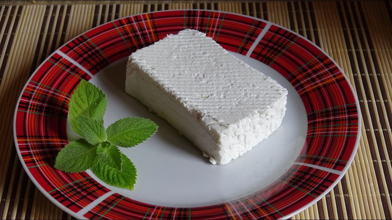 Сыр фета в домашних условиях из молока 997