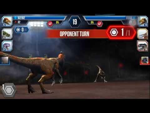 Jurassic World: The Game// Torneo evento: Guanlong- Majungasaurus es una bestia!