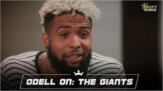 Face 2 Face - Odell On: The Giants