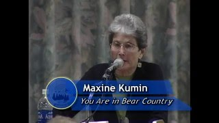 An Evening with Pulitzer Prize Winning Poet and Writer, Maxine Kumin