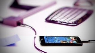 Видео обзор смартфона Microsoft Lumia 950