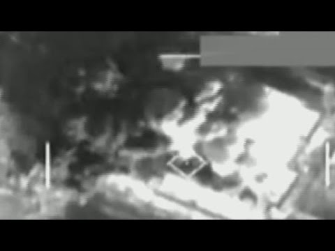 Airstrikes target ISIS-controlled oil refineries