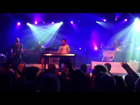 Roel Van Velzen - Baby Get Higher, live at Muziekfeesten, Jong Nederland, Asten [May 11, 2012]
