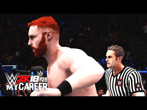 WWE 2K18 My Career Mode Ep 28 - DTA: Don't Trust Anybody!