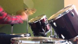 You Put The X in X-mas - Tiny Little Bigband: DRUMCOVER