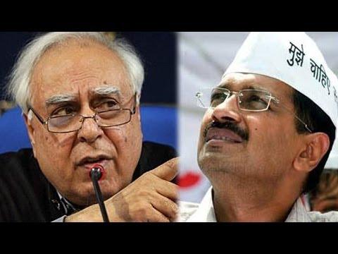 Kapil Sibal condemns violence but says Kejriwal did betray Delhi