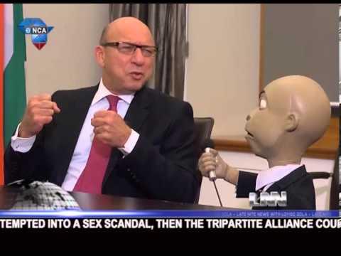 LNN7 EP13 | Chester Missing interviews Minister in the Presidency,  Trevor Manuel
