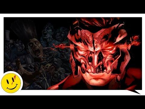Эра Х: Как Легион засунул ВСЕЛЕННУЮ в коробку? (Marvel Comics. X-Men)