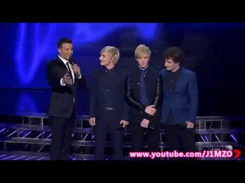Brothers 3 - Week 5 - Live Show 5 - The X Factor Australia 2014 Top 9