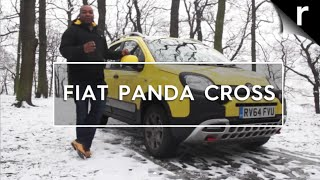 Fiat Panda Cross Review: Squircle of strife