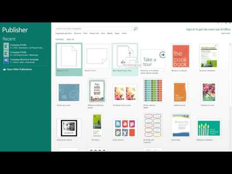 Publisher poster templates downloads