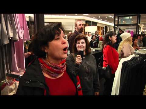 Los Angeles Master Chorale Messiah Flash Mob at Nordstrom Westfield Santa Anita (Official Video) Music Videos