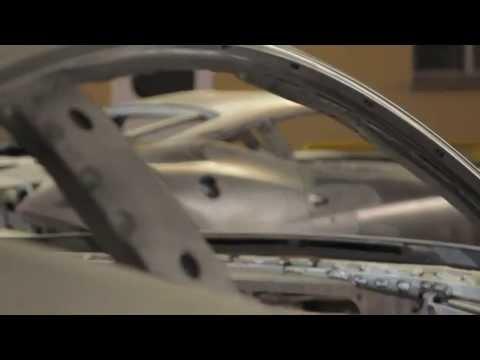 Ferrari FF   Laser Precision Body Moulding