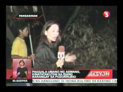 paggala umano ng aswang  Larawan Ng Totoong Aswang