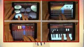 ぐるぐるワンダーランド「Silent Siren」1人iPad-Band