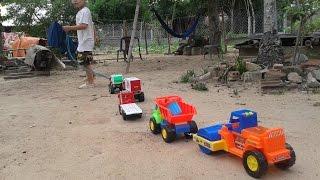 Trò chơi xe  kéo   Game trailers