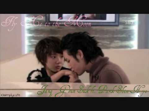 Fly Me to the Moon - Jang Geun Suk ft. Park Shin Hye