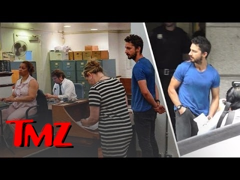 Shia LaBeouf BUSTED After Drunken Freak-out