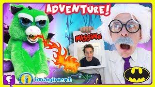 GONE MISSING! Dragon ADVENTURE with HobbyHarry by HobbyKidsTV