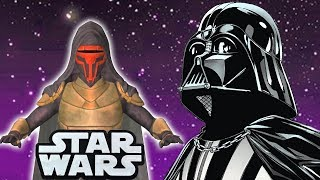 What Darth Vader THOUGHT About Revan!! - Star Wars Explained