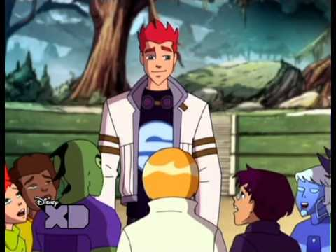 Galactik Football Season 3 Episode 16: The Secrets Of The Breath (english) video