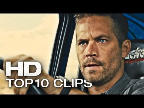 Top 10 FAST & FURIOUS 6 Clips Deutsch German   2013 Official Film [HD]