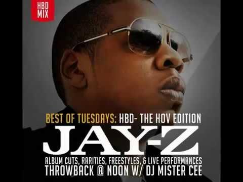 The Best of Jay Z -  Mister Cee Mix