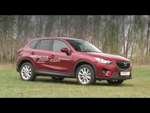 Драйв-тест Mazda CX-5