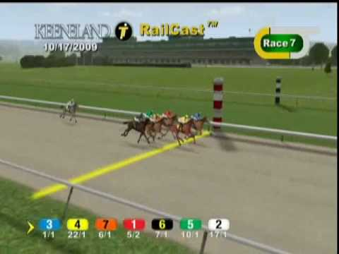 (10/17/2009) Keeneland Race 7 Perryville S. (Presented by Budweiser Select)