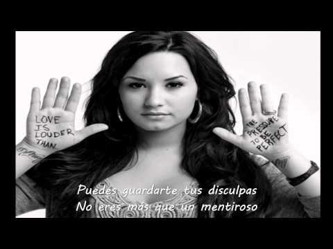 Warrior - Demi Lovaro