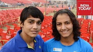 Wrestling Sisters Geeta & Babita Out Of Rio Olympics