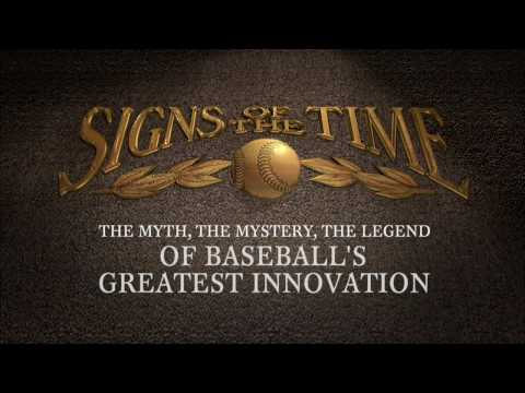 Where did the signs of baseball come from? In exploring this simple question, Signs of the Time unveils stories of inspiration that transcend sports. The fil...