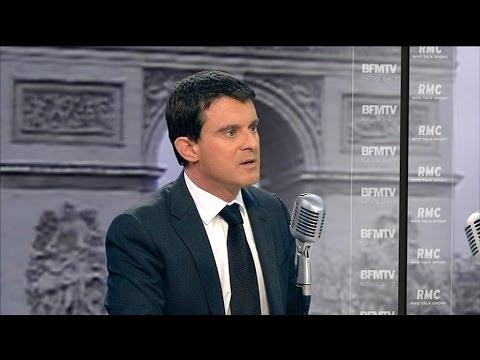 Manuel Valls confie avoir