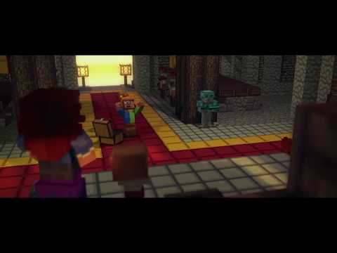 fallen Kingdom 2 Hour - A Minecraft Parody Of Coldplay's Viva La Vida (music Video) video