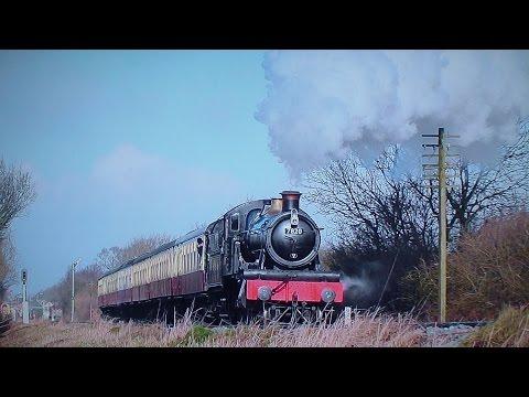 Great Central Railway - Winter Steam Gala - 2015