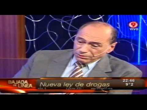Bajada de Línea.-Eugenio Zaffaroni- Ley de Drogas y El Riachuelo-  video 4/4-(8-5-2011)