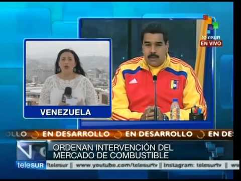 Venezuelan gov't reviewing laws to fight oil smuggling