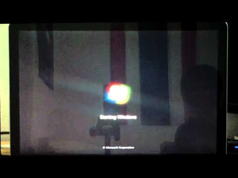 วิธีการติดตั้ง Windows 7 บน MacBook Pro [OS X Mountain Lion]