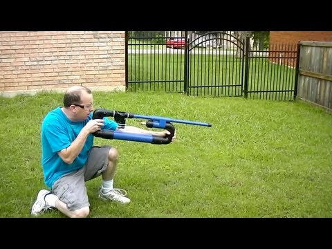 Deadly homemade gun. who needs a 3D printer?