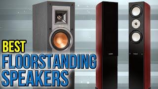8 Best Floorstanding Speakers 2017