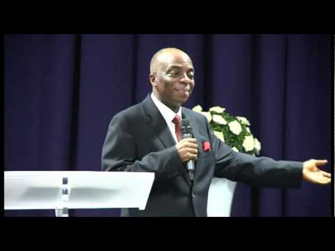 Unveiling The Mystery Of Financial Fortune- Bishop David Oyedepo video